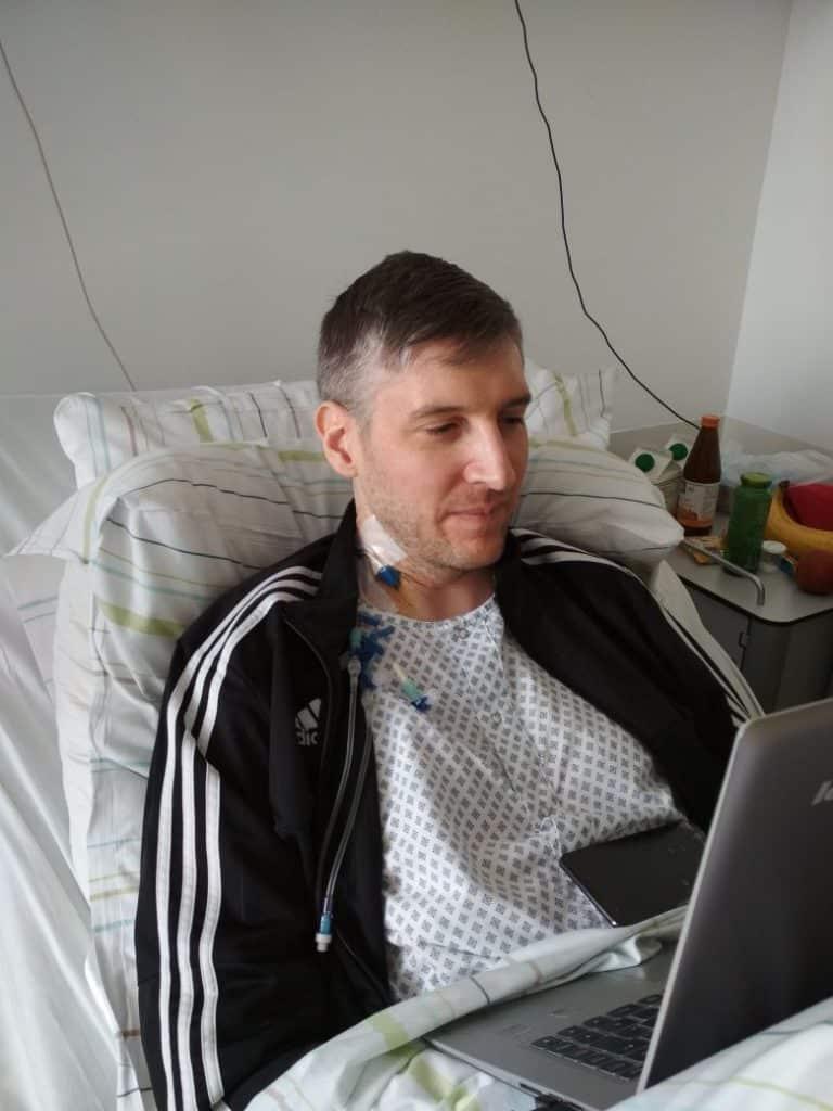 Chemo Tag 4: Täglich grüßt das Murmeltier 2