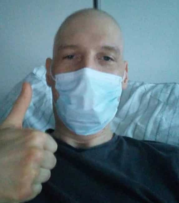 Chemo Tag 38: Sammlung 1