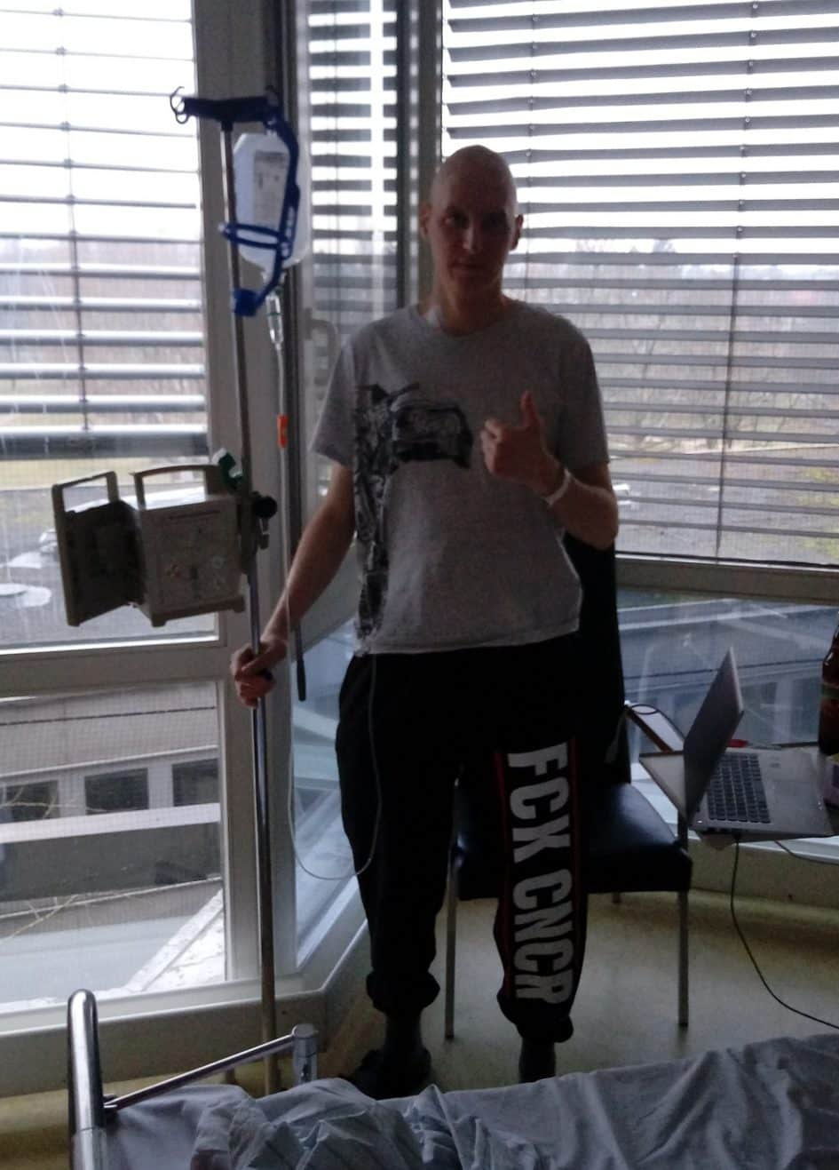 Chemo Tag 25: Fuck Cancer 1