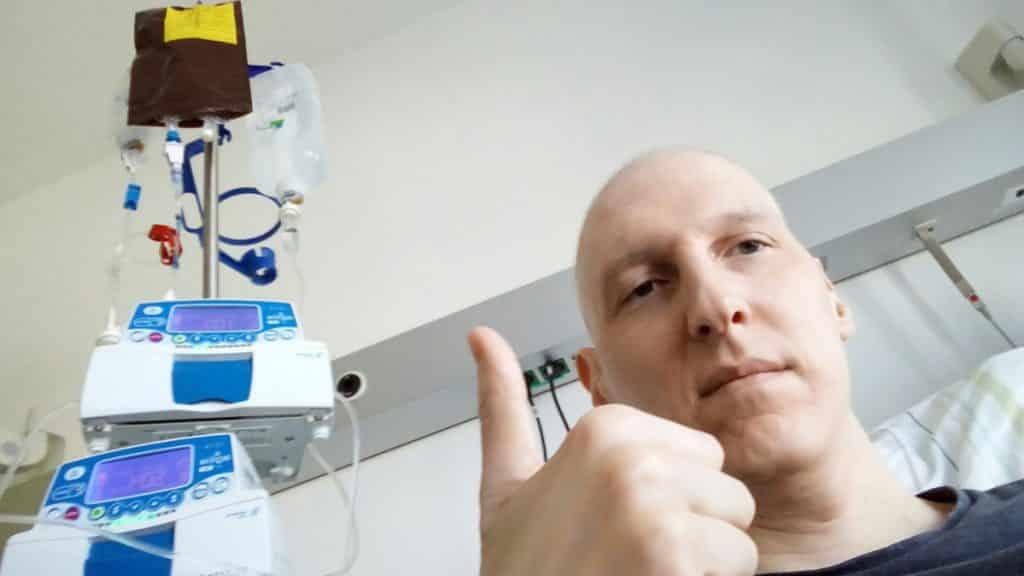 Rückblick auf meine 4 Zyklen BEP-Chemotherapie - Ein persönlicher Erfahrungsbericht über Hodenkrebs 3