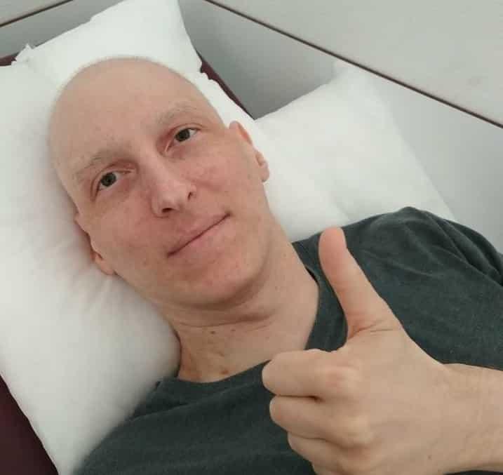 Chemo Tag 79 - letzte Chemogabe! 1