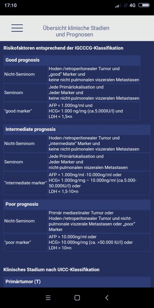 Die Hodenkrebs App - GeSRU 4