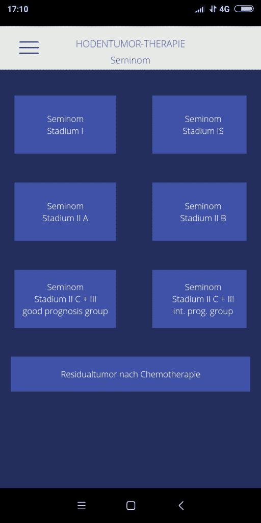 Die Hodenkrebs App - GeSRU 3