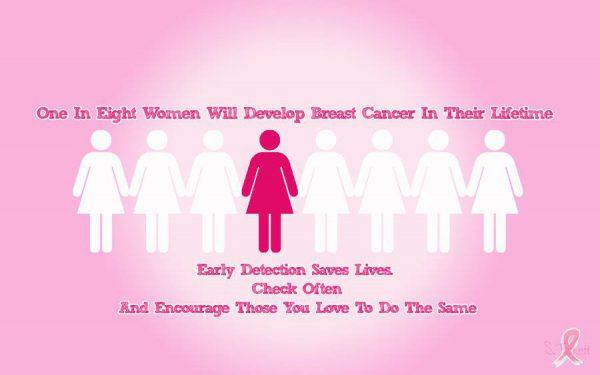 Keine ist alleine - Brustkrebs 5