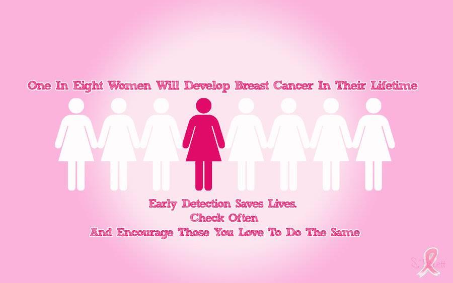 Keine ist alleine - Brustkrebs 1