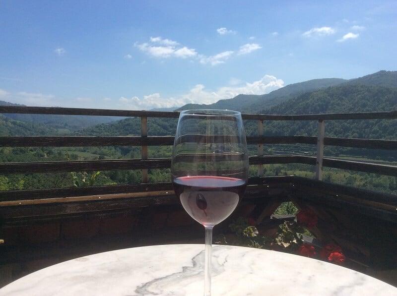 Piemont und Wein